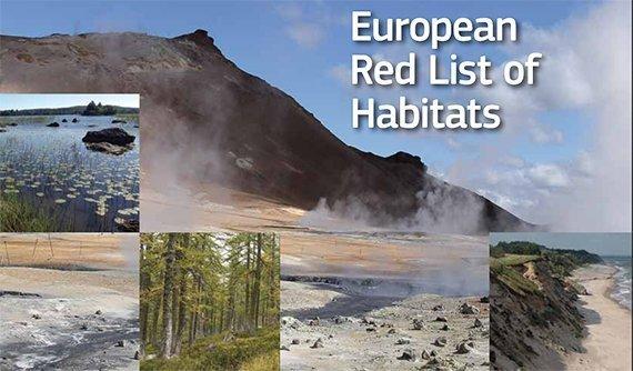 Rote Liste der Lebensräume