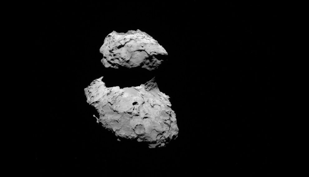 Komet Chury