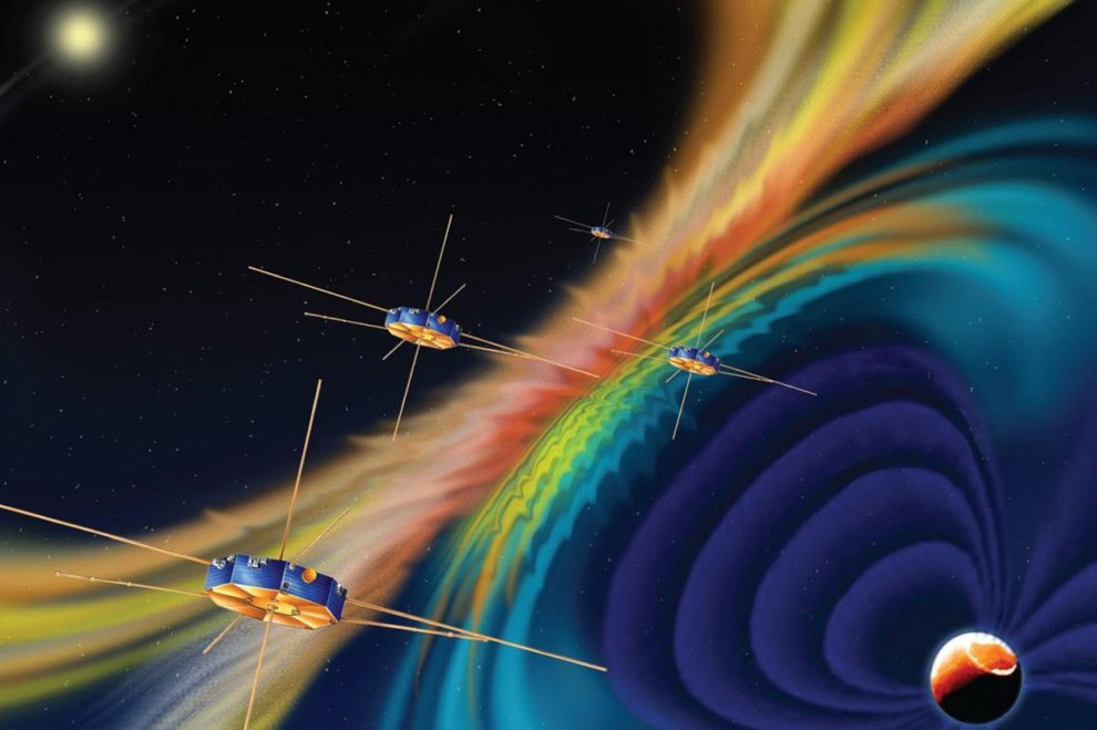 Magnetosphäre