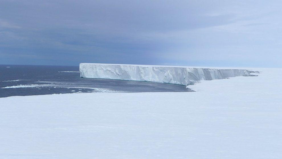 Ross-Eisschelf