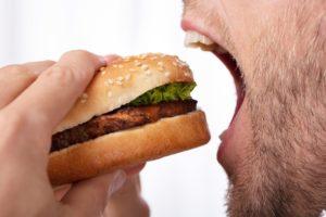 Burger essen
