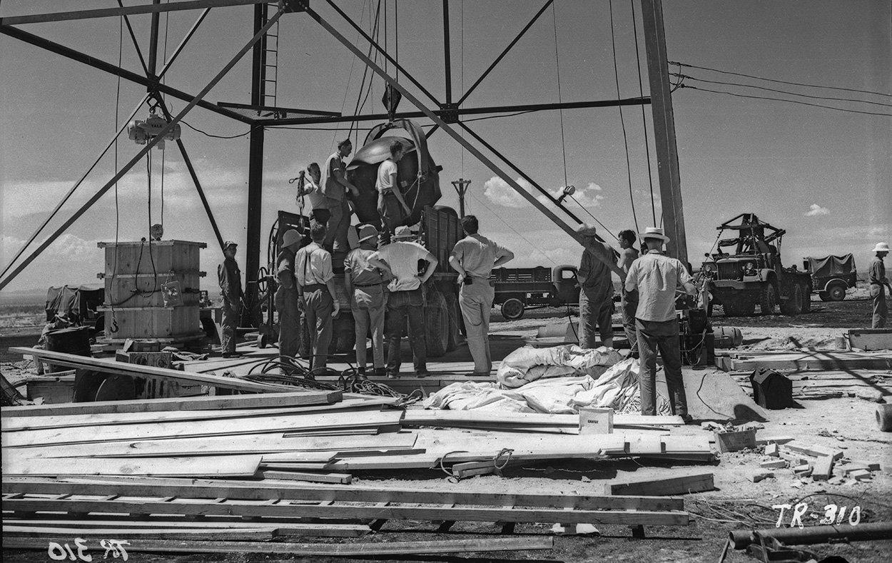 Manhattan-Projekt: Vierter Atomspion enttarnt