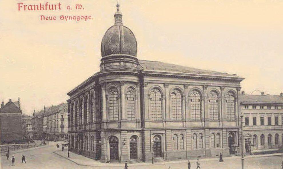 Frankfurter Synagoge