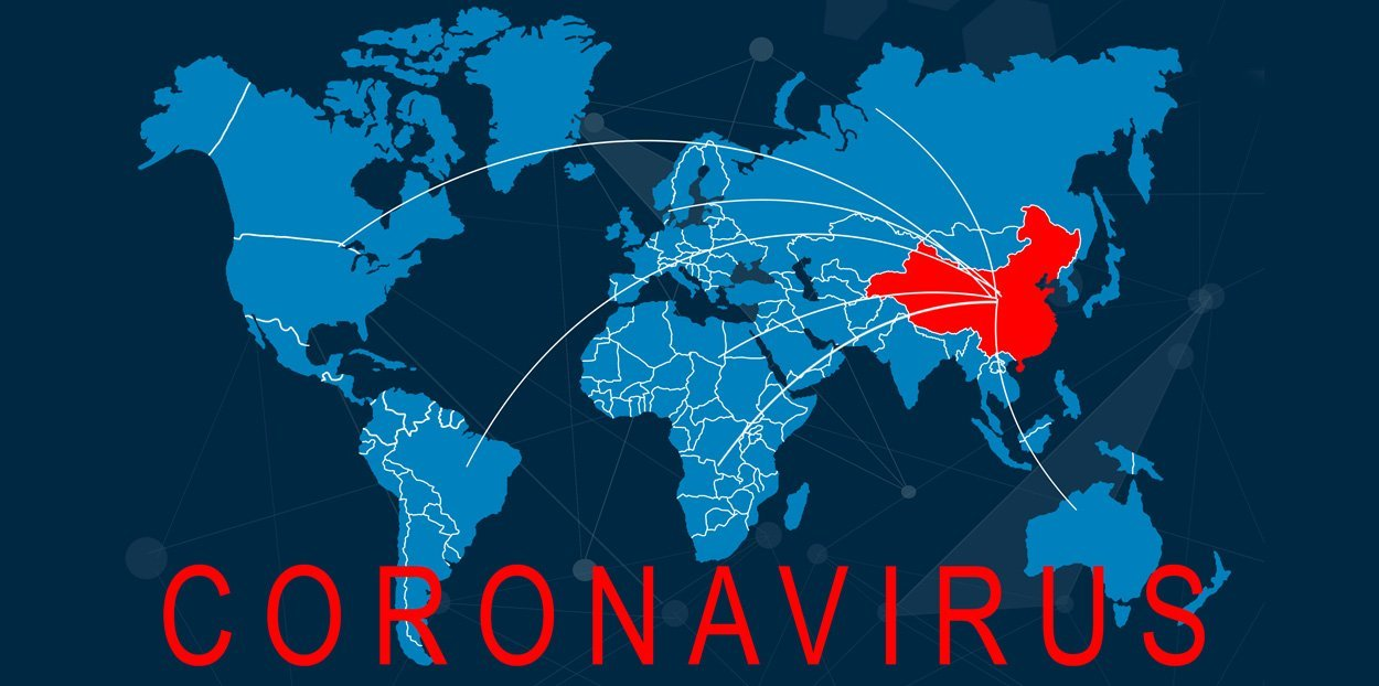 corona ausbreitung weltweit