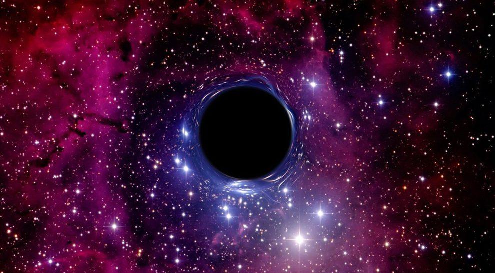 Schwarze Löcher Bilder