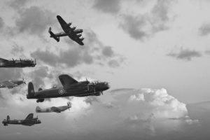 WWII Kampfflugzeuge