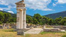 Asklepios-Tempel