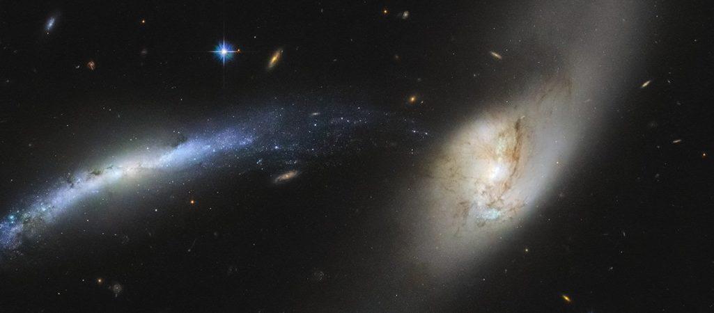 Galaxienkontakt