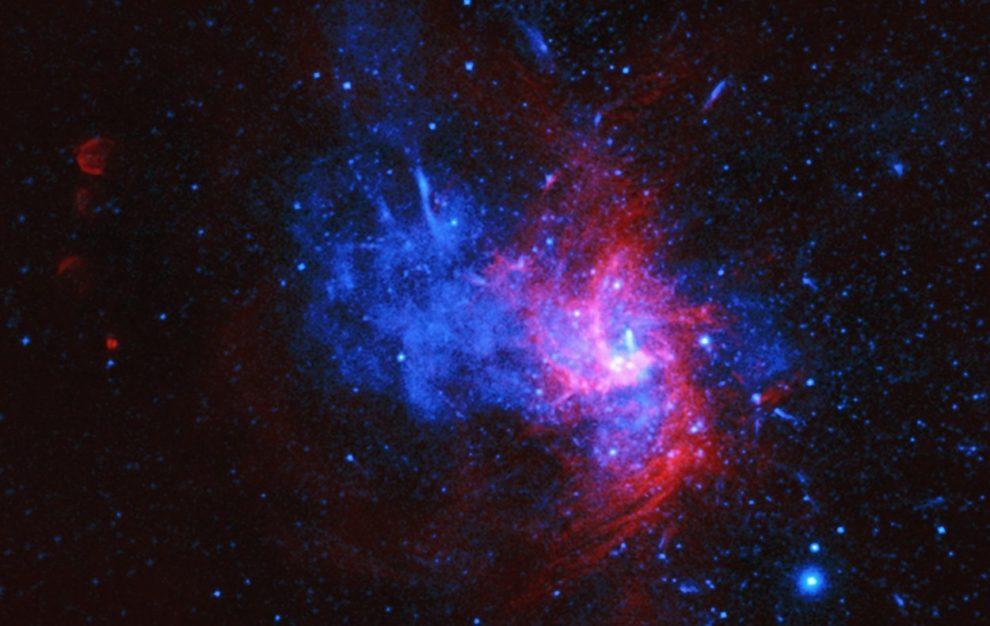 Sagittarius A East
