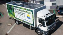 Solar-LKW