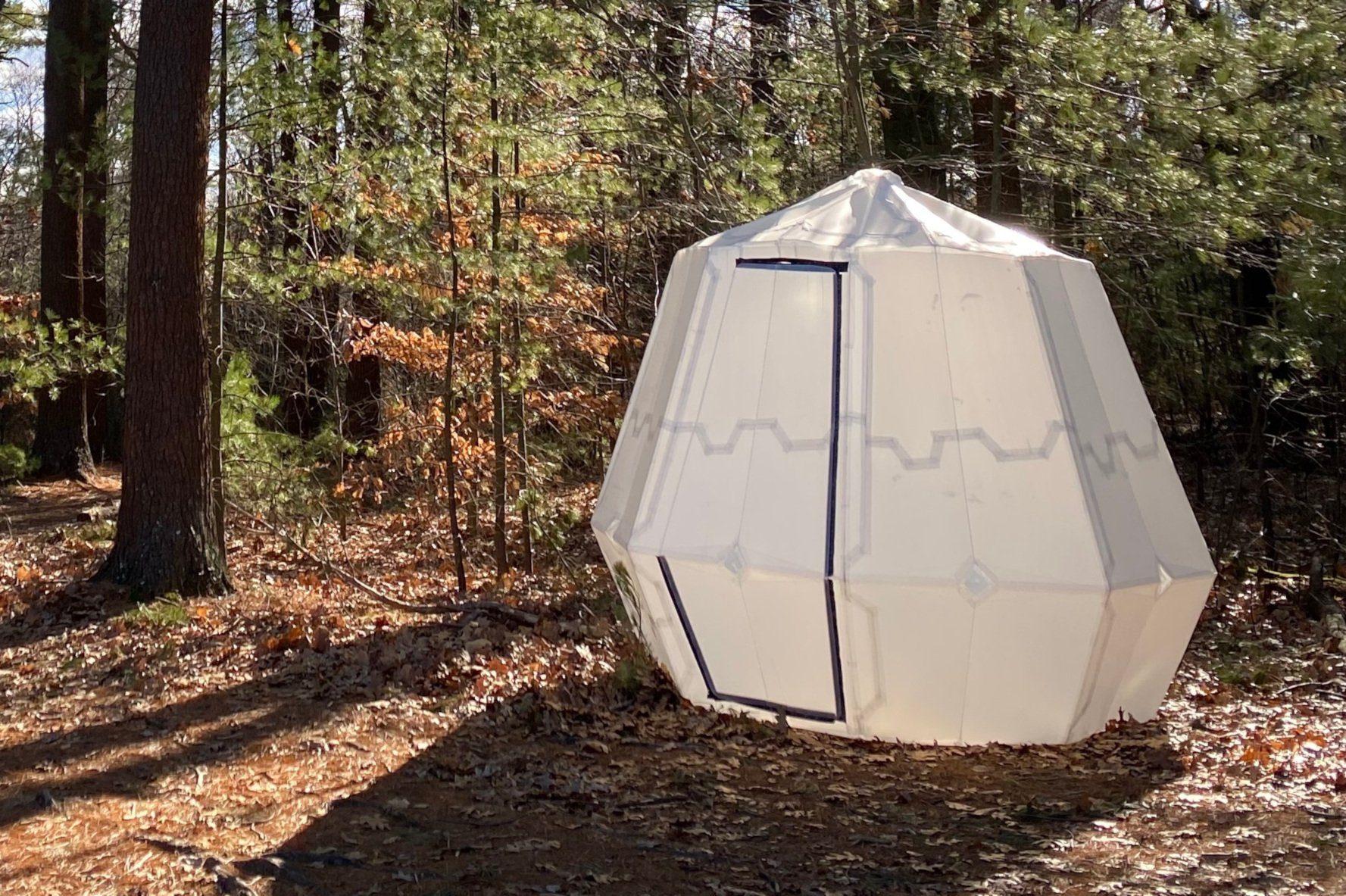 Aufblasbare-Origami-Strukturen