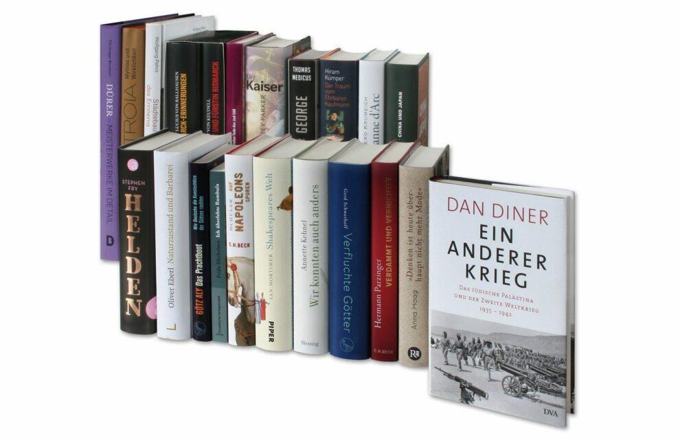 Platzierte Bücher des DAMALS Buchwettbewerbs 2021