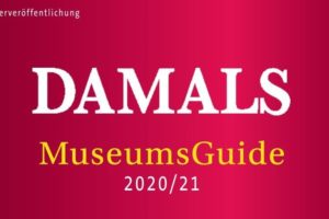 Beitragsbild DAMALs MuseumsGuide 2020/21