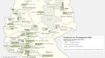 Deutschlandkarte Coronatest-Hersteller 05/2021