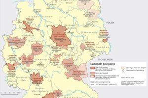 D-Karte Geoparks
