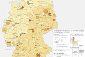 D-Karte Ausländische Studierende