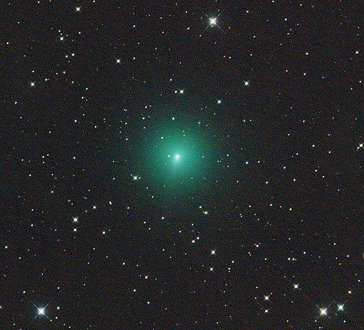 Komet Rätsel