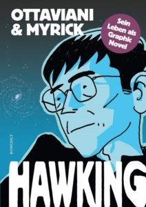 Cover Hawking - Sein Leben als Graphic Novel
