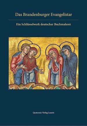 Cover Das Brandenburger Evangelistar
