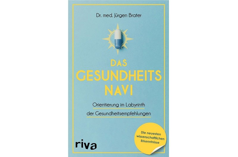 Cover Der Gesundheitsnavi