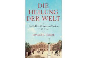 Cover Die Heiliung der Welt, R. D. Gerste