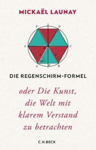 Cover DIE REGENSCHIRM-FORMEL