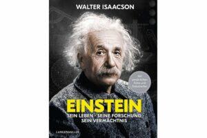 Cover EINSTEIN Sein Leben, seine Forschung, sein Vermächtnis
