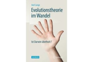 Cover Buchtipp EVOLUTIONSTHEORIE IM WANDEL