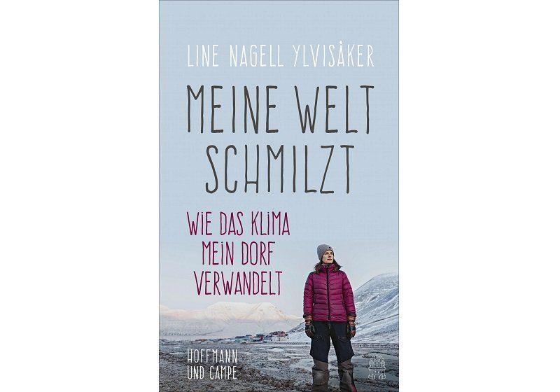 Cover Meine Welt schmlizt, von Line Nagell Ylvisåker