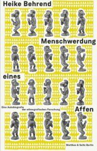 Cover MENSCHWERDUNG EINES AFFEN