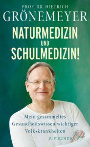 Cover Buchtipp Naturmedizin und Schulmedizin