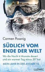 Cover Buchtipp SÜDLICH VOM ENDE DER WELT