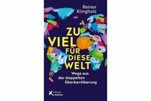 Cover ZU VIEL FÜR DIESE WELT
