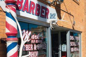 Western_Themed_Barber_Shop_Facade,_Spearfish,_Black_Hills,_South_Dakota,USA