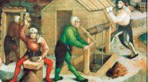 1521)._Auf_Holz,_75_×_132_cm._Rückseite_des_Bergaltars,_1521_aufgestellt_von_der_Bergknappschaft._Annaberg_(Sachsen),_Stadtkirche_St._Annen