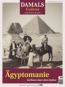 Cover Bildband Ägyptomanie