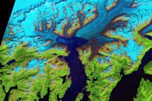 Columbia-Gletscher, Alaska