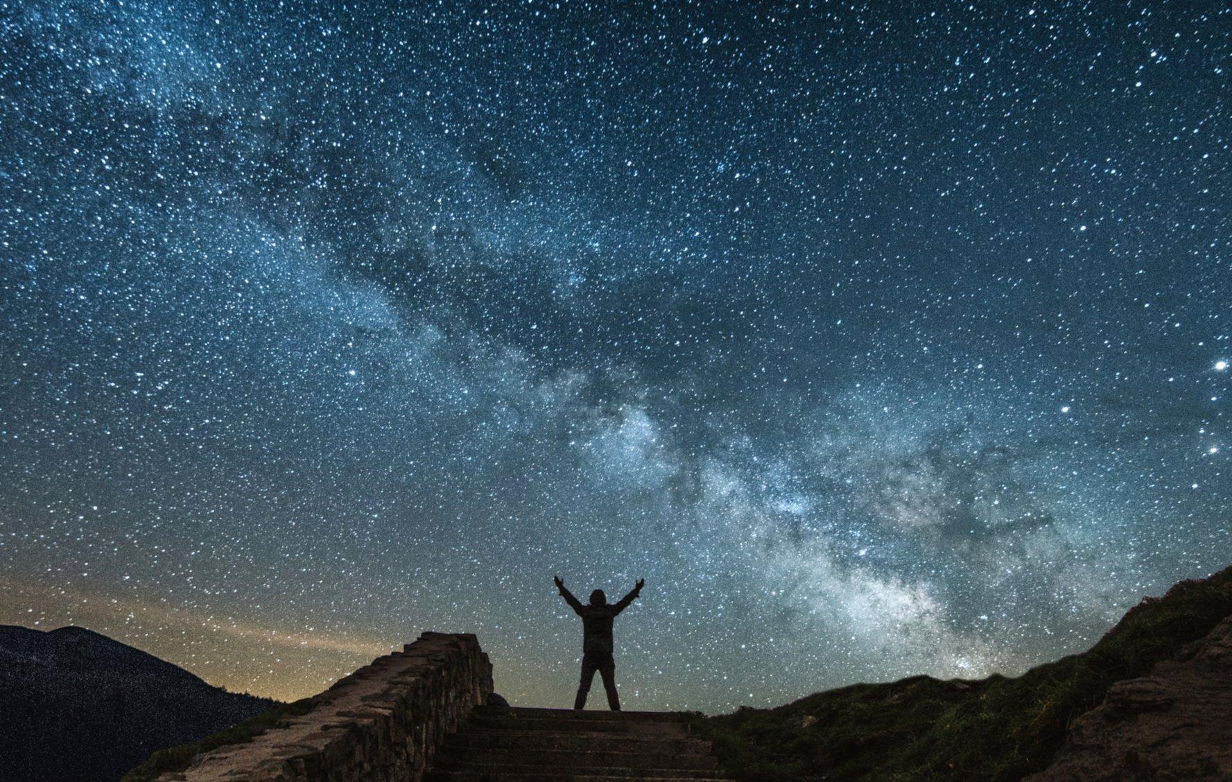 Astronomie Der wilde Kosmos im Blick - wissenschaft.de