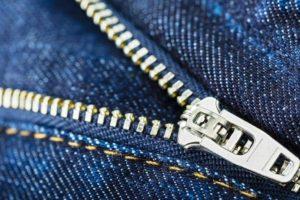 Jeansreissverschluss