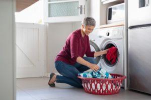 Symbolbild Waschen