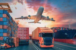 Symbolbild Logistik
