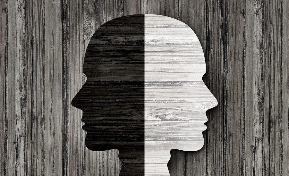 Visualisierung einer Persönlichkeitsstörung