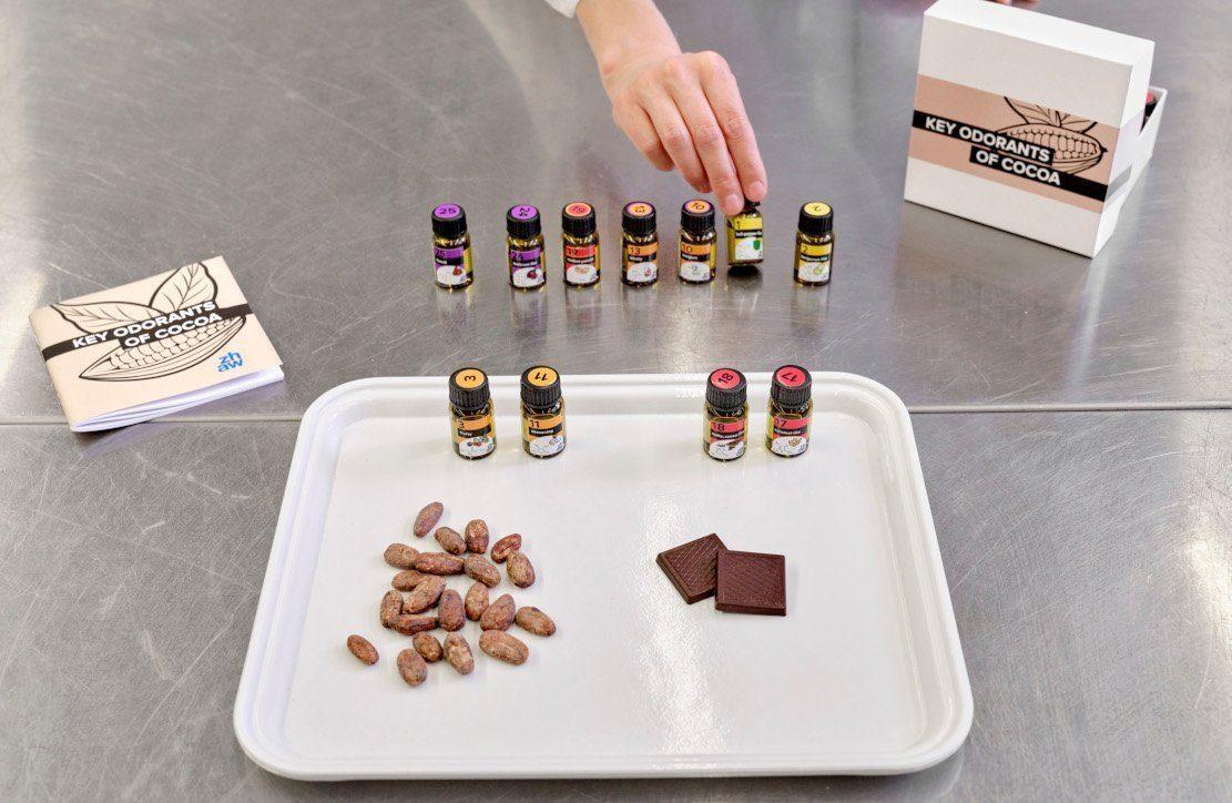 Schokoladenaroma-entschl-sselt