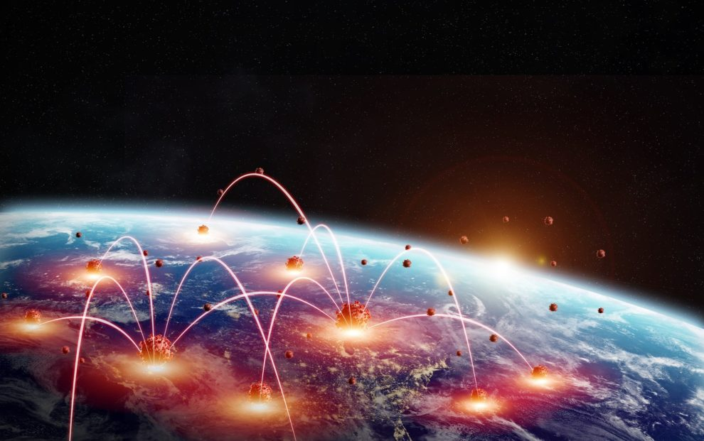 Symbolbild Pandemie