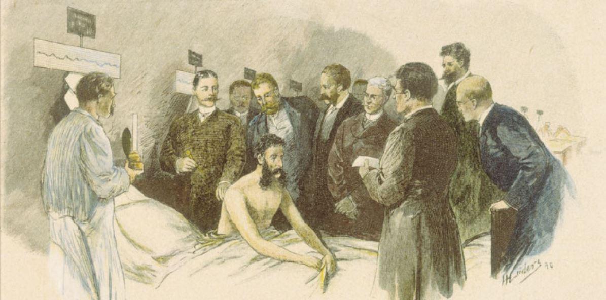 Symbolbild Robert Koch