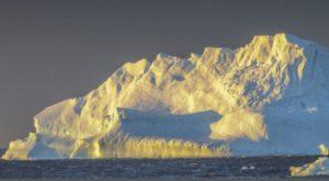Eisberge im Weddell-Meer